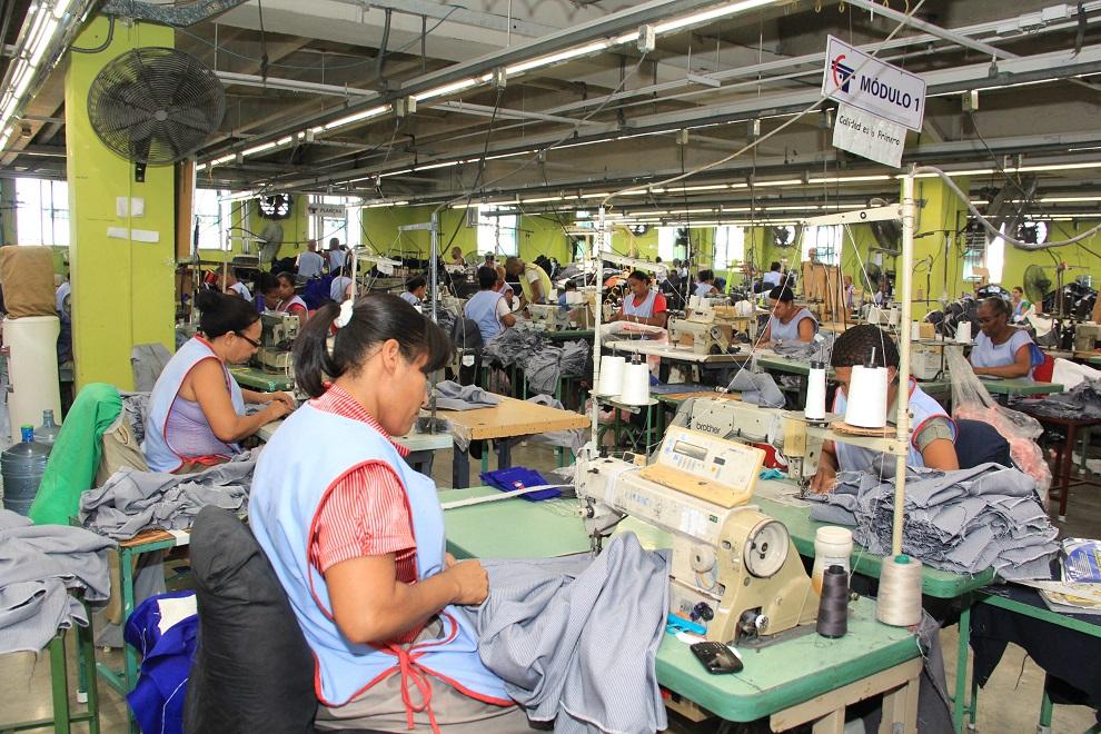 industria textil dominicana