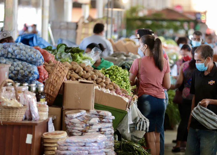 Inflación, Merca Santo Domingo