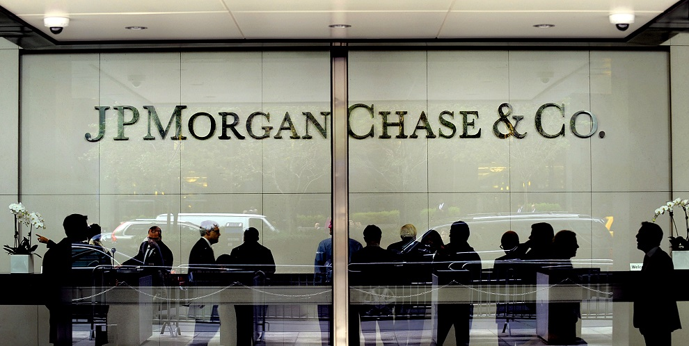 jpmorgan chase & co. to announce earnings