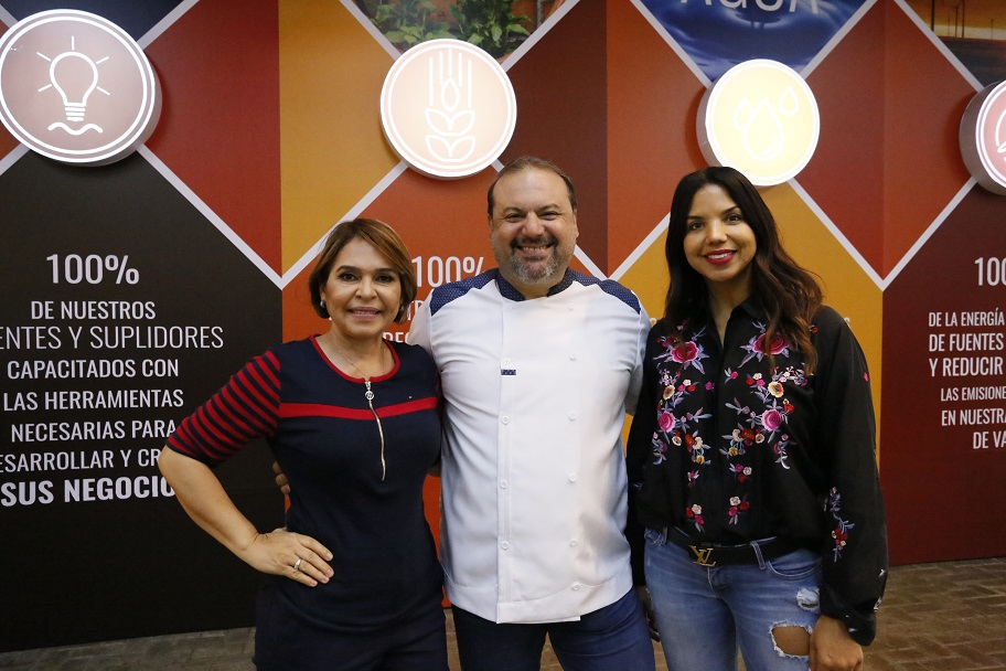 jacqueline hernández, leandro díaz y ines paez (chef tita) (1)