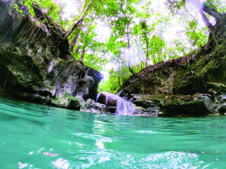 El turismo interno no solo resalta la belleza de República Dominicana.