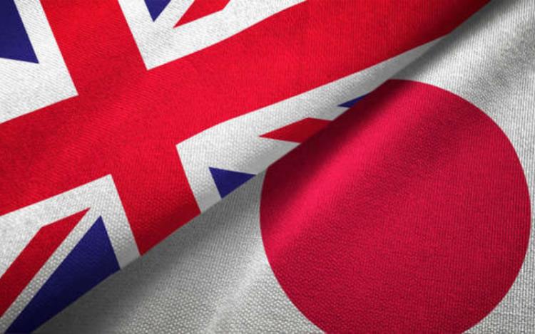 Japón y Reino Unido