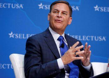 Jay Timmons, presidente de La Asociación Nacional de Fabricantes en Estados Unidos. | Reuters.