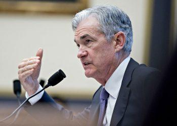 Jerome Powell, presidente de la Reserva Federal de Estados Unidos (FED). | Fuente externa.