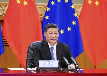 Xi Jinping UE