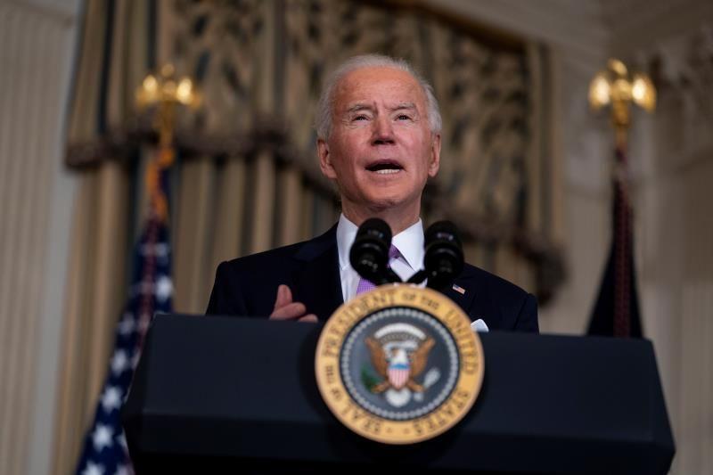 El presidente de EEUU, Joe Biden. | Doug Mills, EFE.