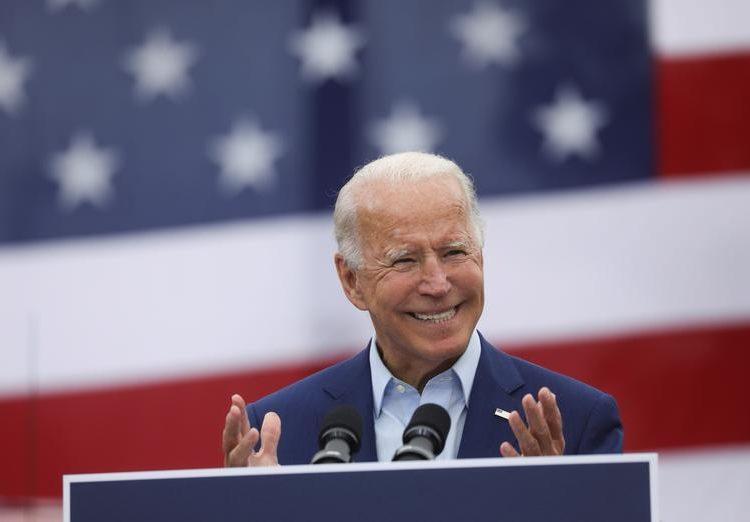 Joe Biden.   Leah Millis, Reuters.