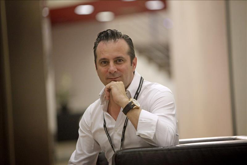 José Antonio Madrigal es un experto en mercado bursátil español./EFE