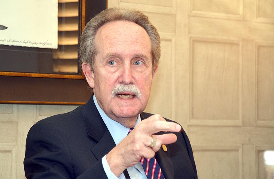 José Manuel López Valdés, presidente de Felaban.