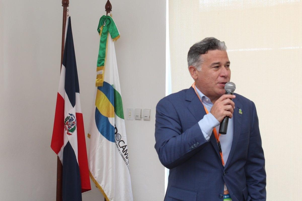 juan carlosfernandez presidente de la camara de comercio de santiago