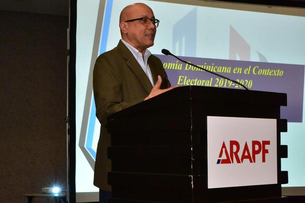 juan miguel madera, vicepresidente ejecutivo de arapf