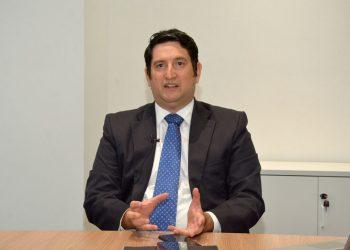 El gerente senior de EY Law, Ernst & Young, Julio Muñoz Rodríguez. |  Lésther Alvarez