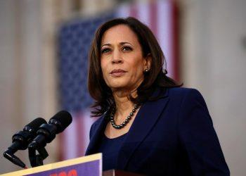 Kamala Harris, vicepresidenta electa de EEUU. | Elijah Nouvelage, Reuters.