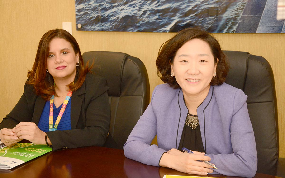 kyung nan park elisabet fadul malnutricion