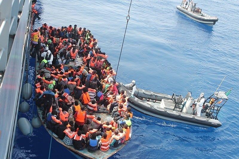 migración hacia europa, inmigrantes europeos