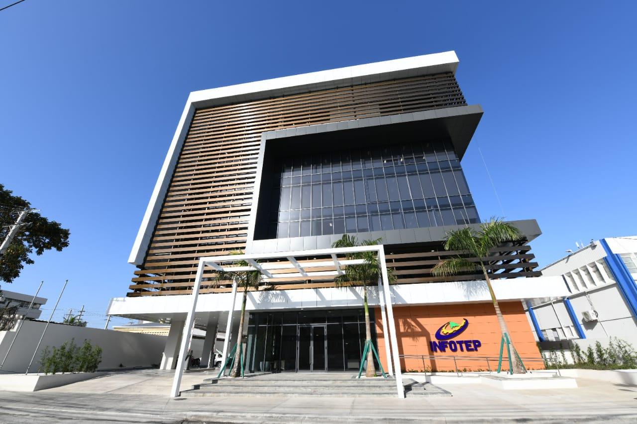 la moderna edificicación será inaugurada en viernes 21 de febrero