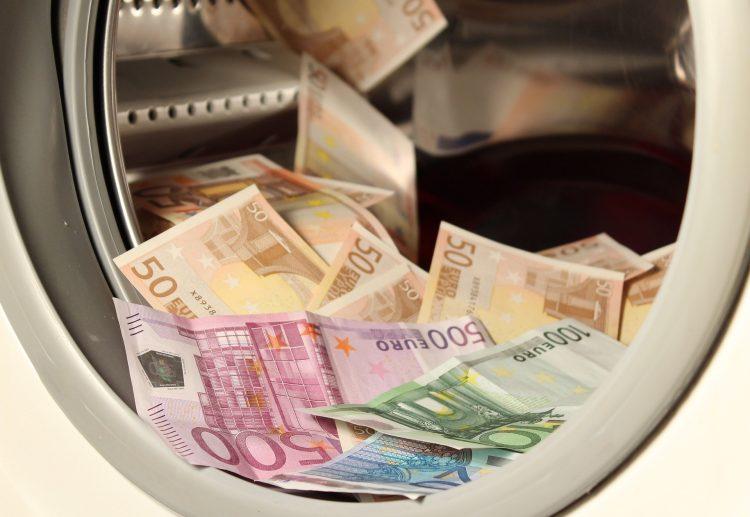 Lavado de dinero euros