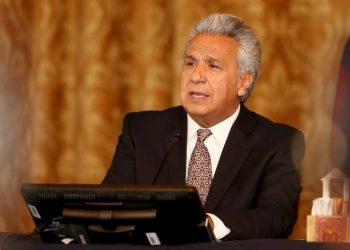 Lenín Moreno, presidente de Ecuador. | EFE.