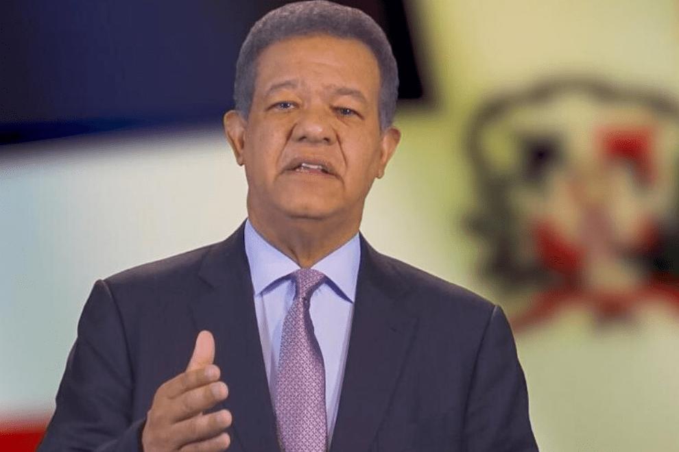 Crecimiento económico y seguridad ciudadana, entre las prioridades de Leonel