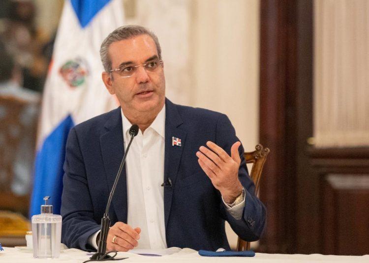 El presidente, Luis Abinader. | Fuente externa.