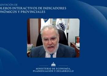 Miguel Ceara Hatton, ministro de Economía.