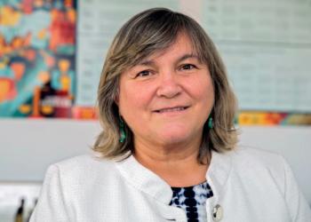 María Noel Vaeza, directora Regional para las Américas y el Caribe de ONU Mujeres | AFP.