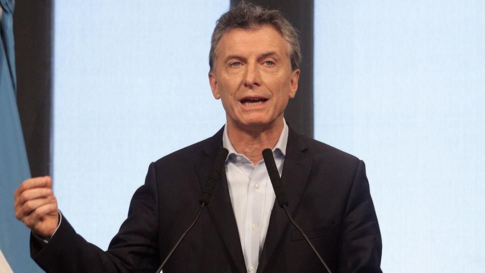 mauricio macri presidente de argentina