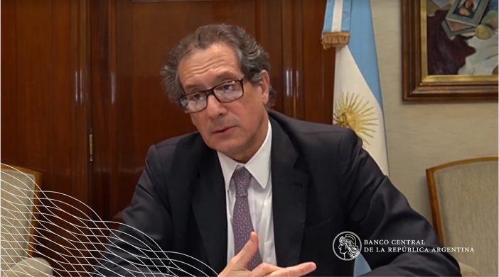 Miguel Ángel Pesce Argentina