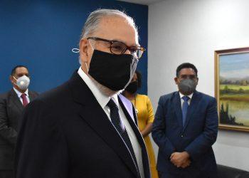 El ministro de Economía, Miguel Ceara Hatton. | Fuente externa.