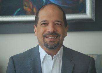 El presidente del Project Management Institute para República Dominicana (PMI RD), Miguel Gneco.