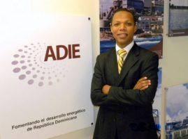 Milton Morrison, vicepresidente ejecutivo de la ADIE.