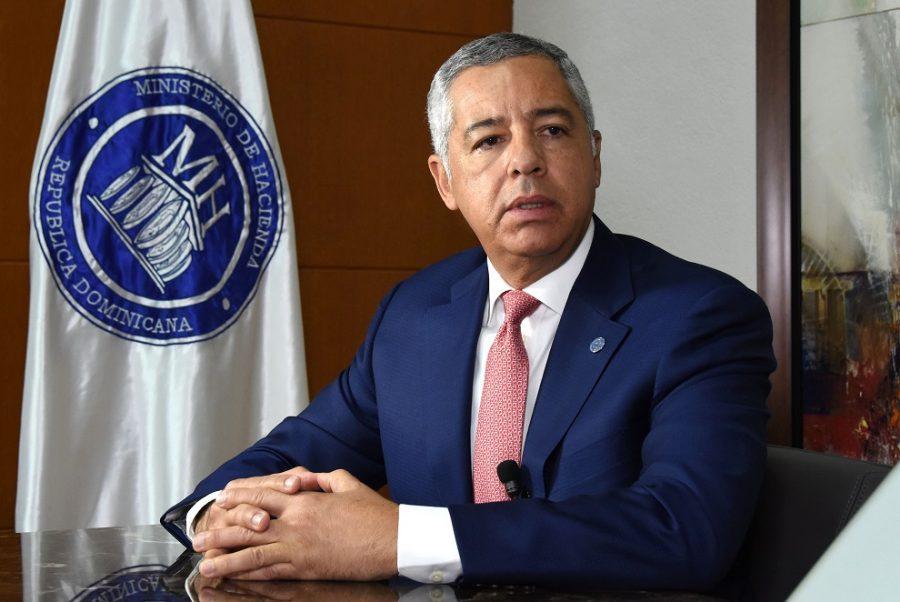 ministro hacienda donald guerrero