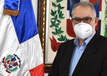 El ministro de Economía, Miguel Ceara Hatto.