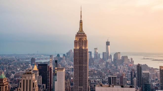 nueva york centro económico y financiero de los estados unidos