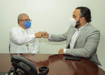 Ramón Benito y Julio Peña.