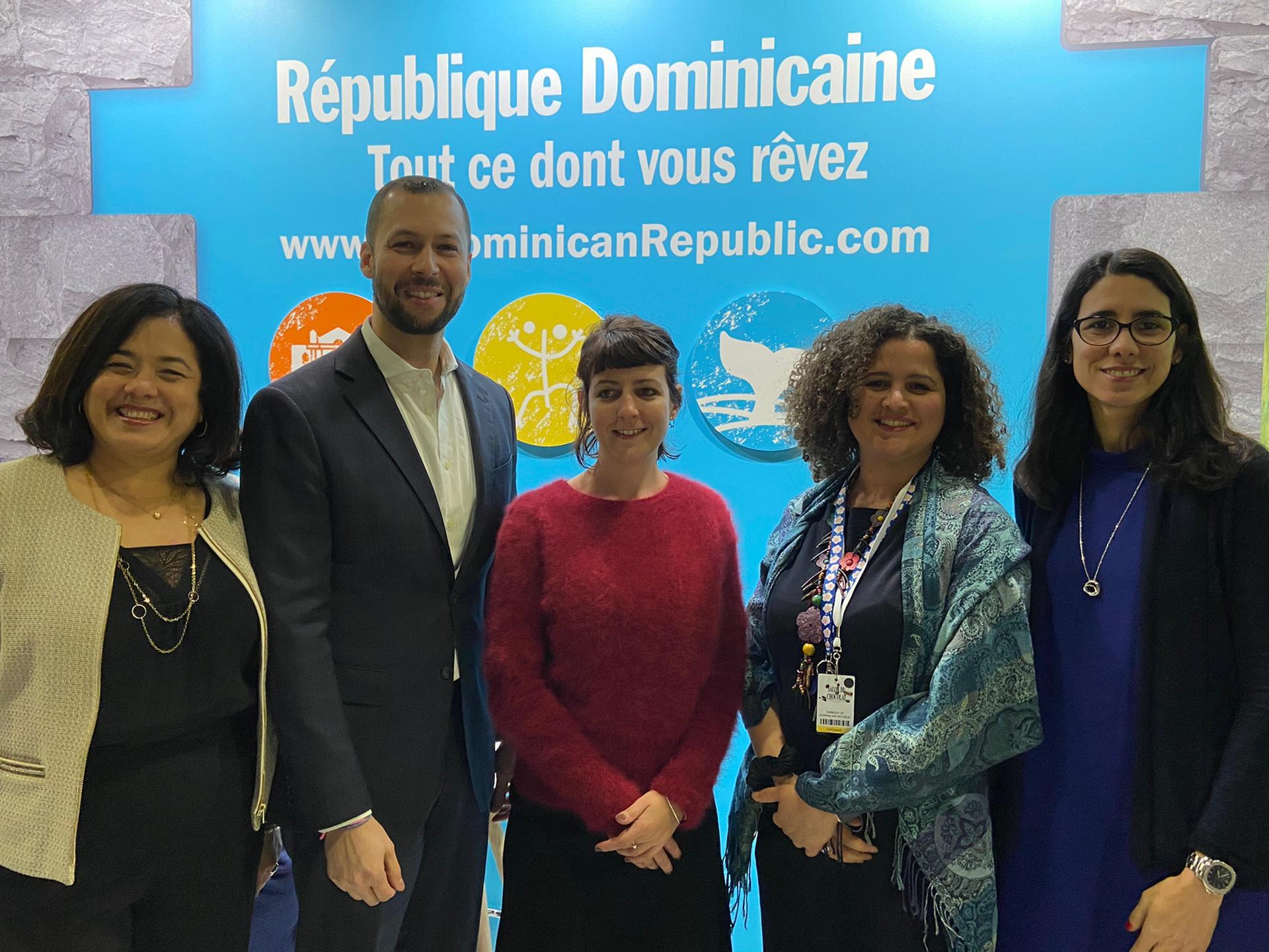 organizadores participación dominicana