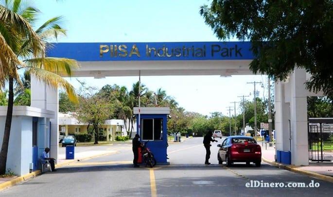 El parque industrial PIISA es la principal fuente de empleos en el municipio Haina, San Cristóbal.