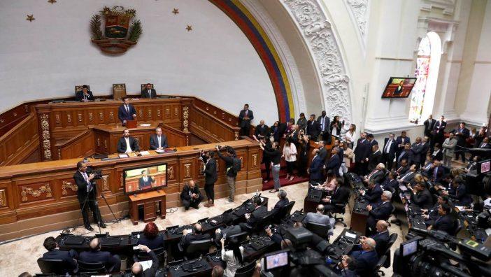 Parlamento venezolano, asamblea nacional venezolana, venezuela
