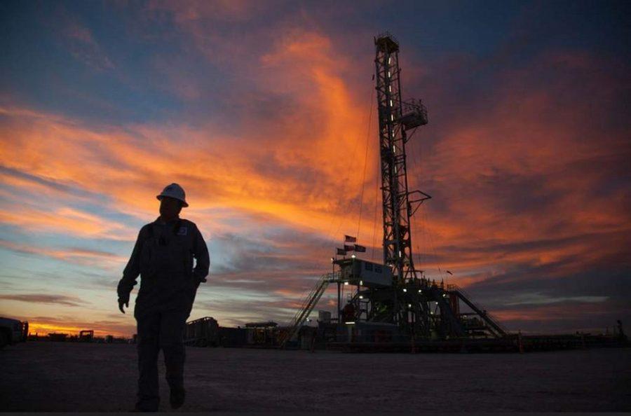 petróleo texas