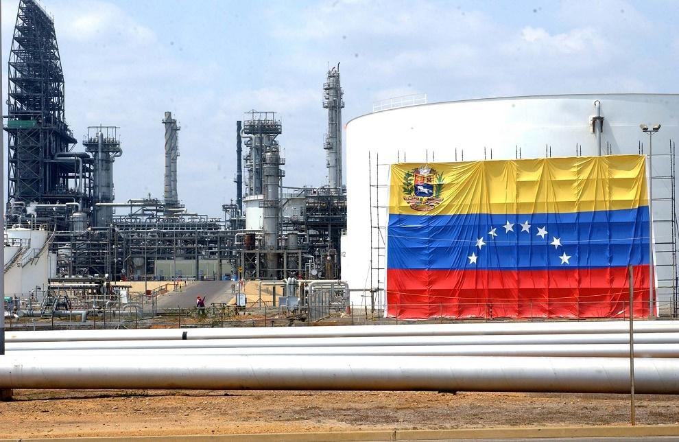 El desplome en los precios del petróleo ha afectado a la economía de Venezuela.
