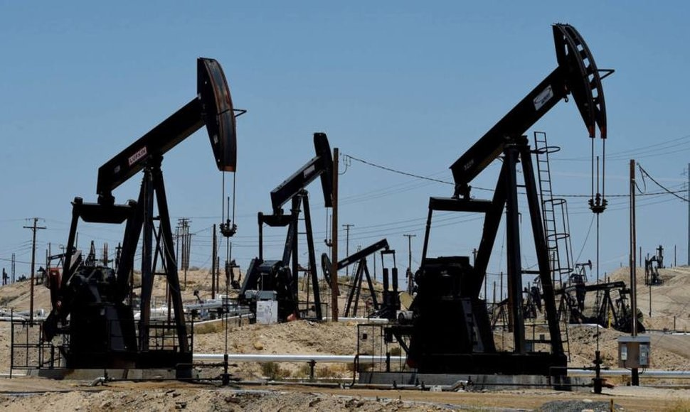 petroleo tejano
