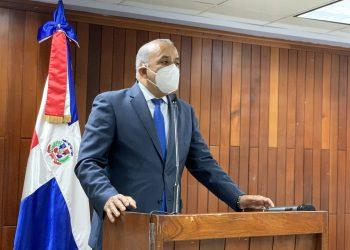 Plutarco Arias, ministro de Salud Pública. | Fuente externa.