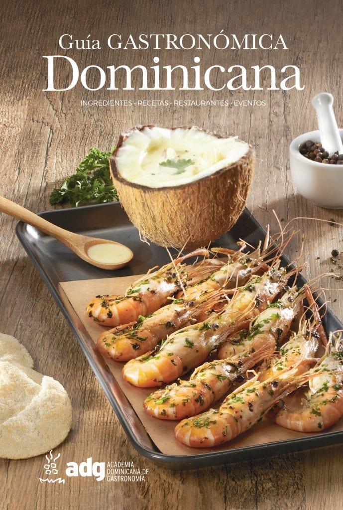 portada guía gastronomia dominicana