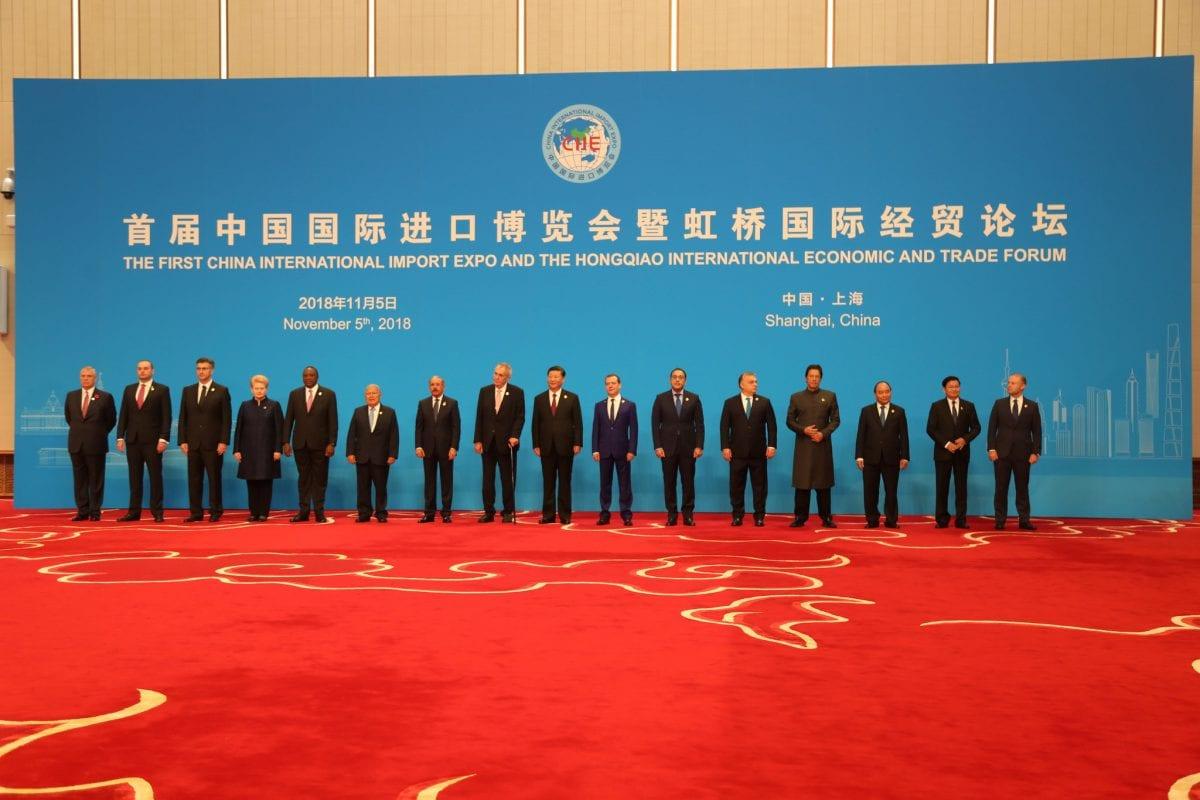 presidentes américa latina en china