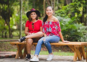 Miyuki y Luz han ayudado a más de 300 mujeres con sus proyectos.