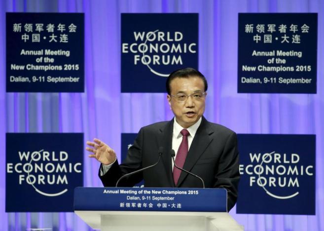 primer ministro chino, li keqiang