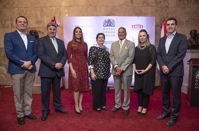 alianza royal opera y american express anuncian temporada en gran panatalla royal opera.