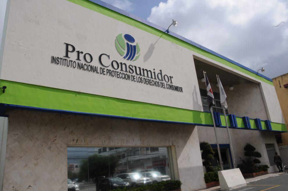 Sede de ProConsumidor./Archivo