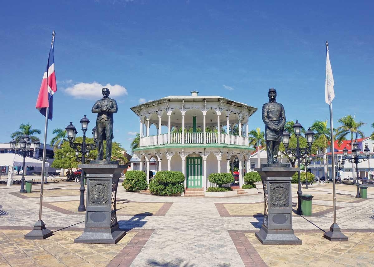 puerto plata centro historico polo turistico