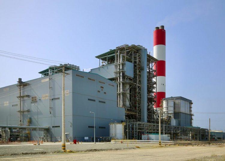 Central Termoeléctrica de Punta Catalina.